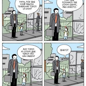 Os quadrinhos inexplicáveis de War and Peas