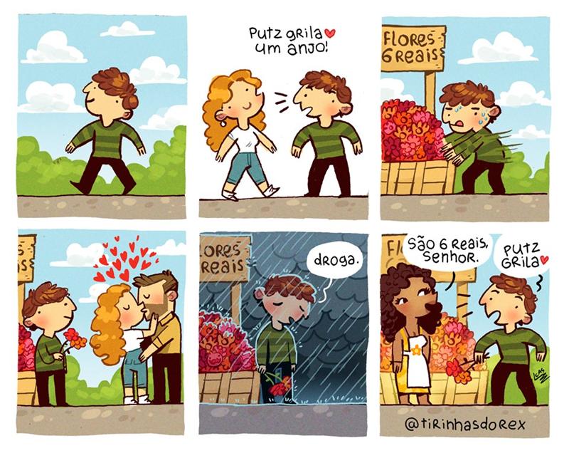 Amor à primeira vista