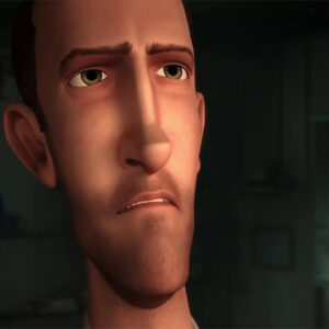 O Ladrão de Rostos, uma impactante e emocionante animação sobre o Auzheimer