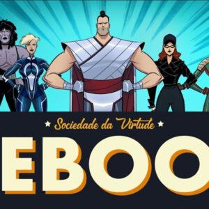 Reboot, uma mudança esperada pelos fãs dos heróis