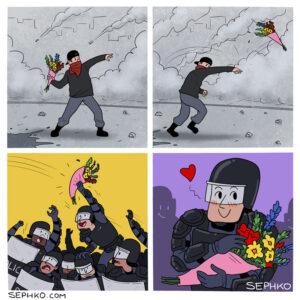 Quadrinhos revoltantes que tocam o coração e nos fazem sorrir