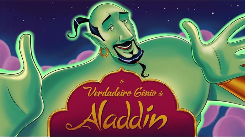 A Sociedade da Virtude e o Verdadeiro gênio do Aladdin
