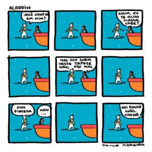 A desconfiança das mulheres e outros quadrinhos polêmicos