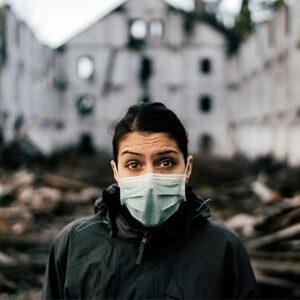 Não deixe que a pandemia do medo paralise sua vida