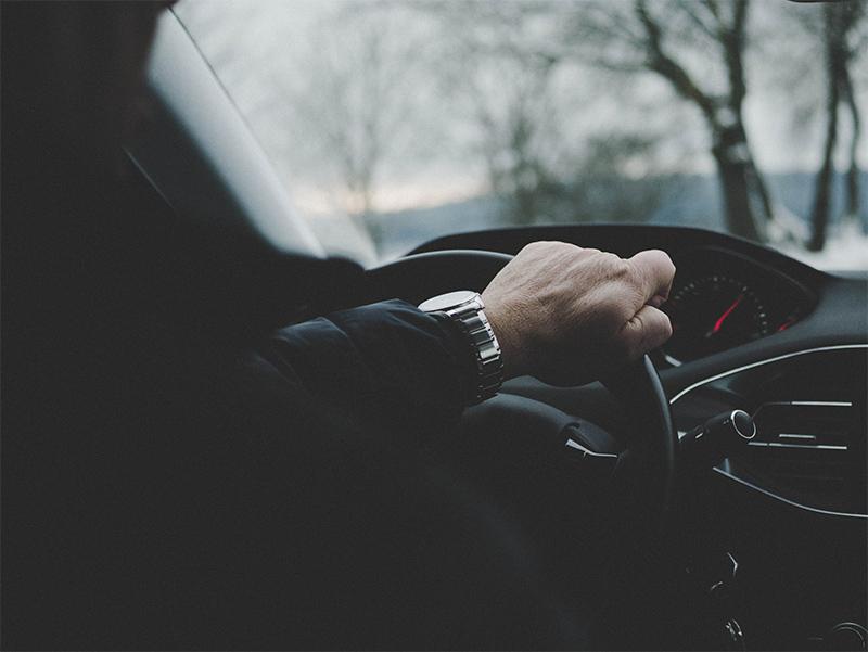 perdendo o medo de dirigir