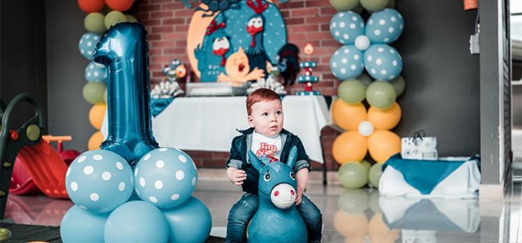 6 dicas para  fazer uma festa de aniversário perfeita para o seu filho