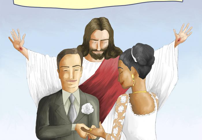 A relação entre o homem e a mulher deve respeitar uma grande verdade para dar certo