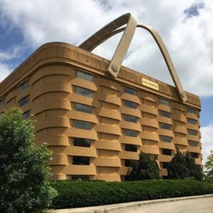 Prédio em forma de cesta: conheça algumas das obras arquitetônicas mais inusitadas do mundo