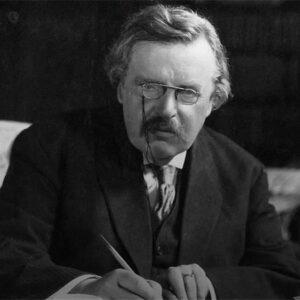 Alguns raciocínios de G. K. Chesterton que o mundo não consegue acompanhar