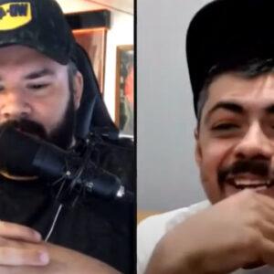 Dois caras normais falando sobre carros, tatuagens e Jesus Cristo