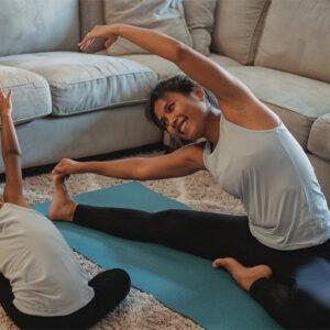 Os melhores exercícios físicos para se fazer em casa
