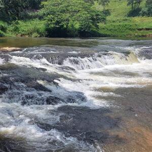 Cachoeira, sons e belas imagens da natureza para quem precisa de paz