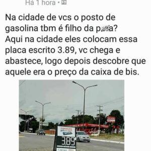O brasileiro precisa ser penalizado