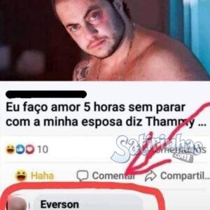 Brasileiro não conhece a palavra limites